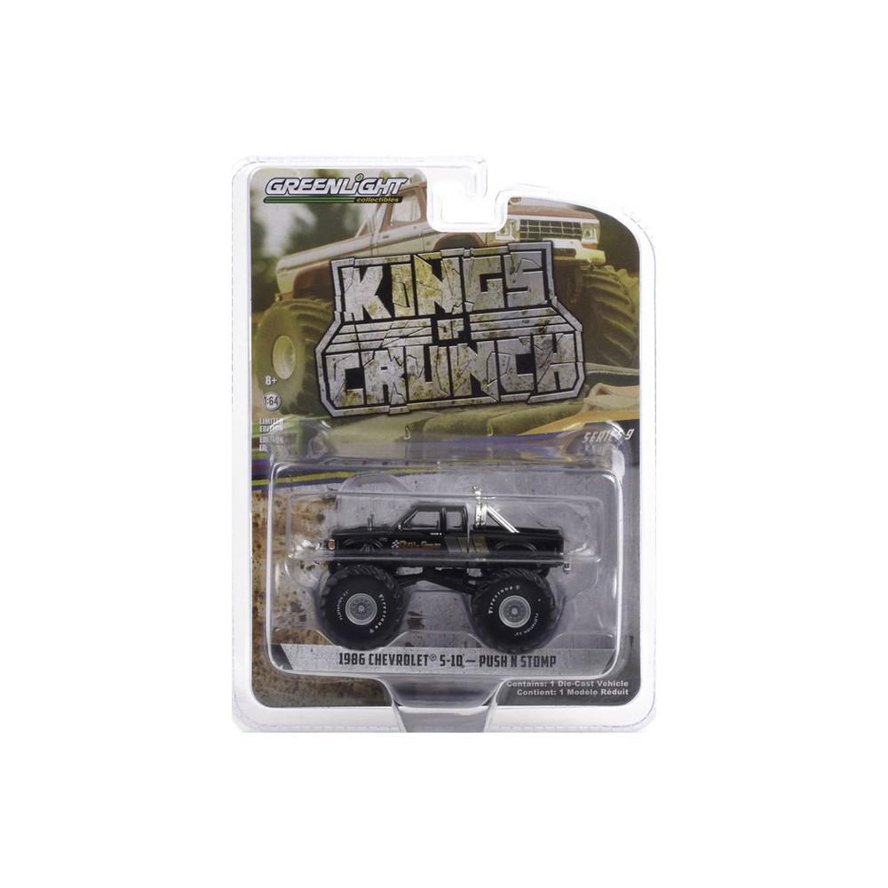 Greenlight Kings of Crunch Series 9 - 1986 Chevrolet S-10 Extended Cab Monster Truck