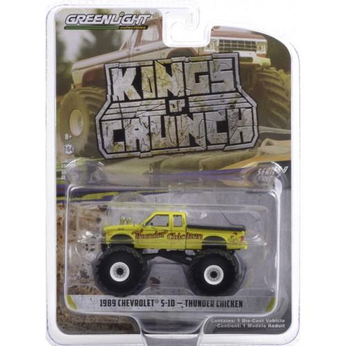 Greenlight Kings of Crunch Series 9 - 1989 Chevrolet S-10 Extended Cab Monster Truck