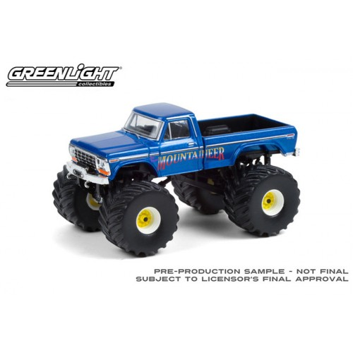 Greenlight Kings of Crunch Series 9 - 1979 Ford F-250 Monster Truck