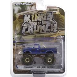 Greenlight Kings of Crunch Series 9 - 1970 Chevrolet K-10 Monster Truck USA-1