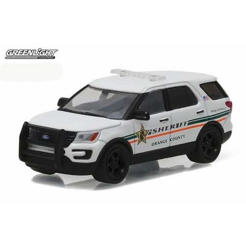 Country Roads Series 15 - 2016 Ford Police Interceptor Utility