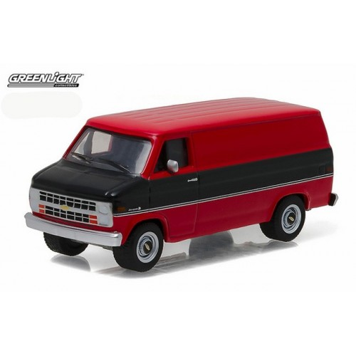Country Roads Series 15 - 1986 Chevy G20 Van