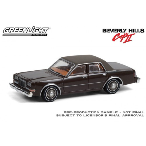 Greenlight Hollywood Series 31 - 1982 Dodge Diplomat
