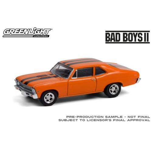 Greenlight Hollywood Series 31 - 1968 Chevrolet Nova