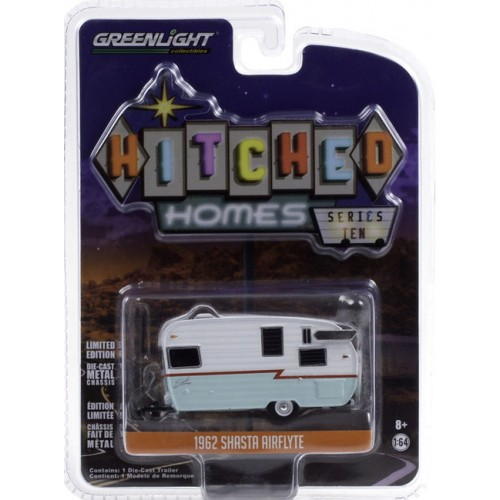 Greenlight Hitched Homes Series 10 - Shasta Airflyte