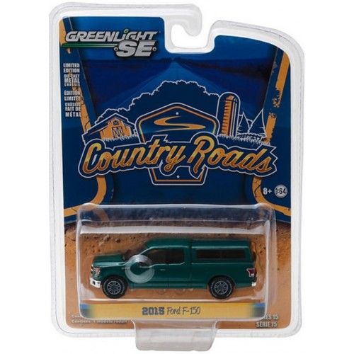 Country Roads Series 15 - 2015 Ford F-150