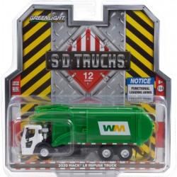 Greenlight S.D. Trucks Series 12 - 2020 Mack LR Refuse Truck