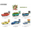 Greenlight Garbage Pail Kids Series 3 - Six Car Set