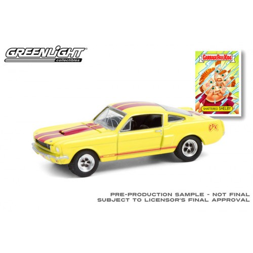 Greenlight Garbage Pail Kids Series 3 - 1966 Shelby GT350