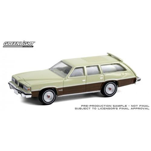 Greenlight Estate Wagons Series 6 - 1976 Pontiac Grand LeMans Safari Wagon