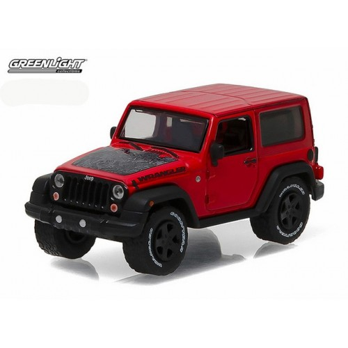 Country Roads Series 15 - 2016 Jeep Wrangler Black Bear