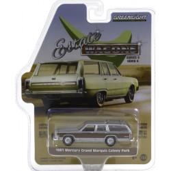 Greenlight Estate Wagons Series 6 - 1981 Mercury Grand Marque Colony Park