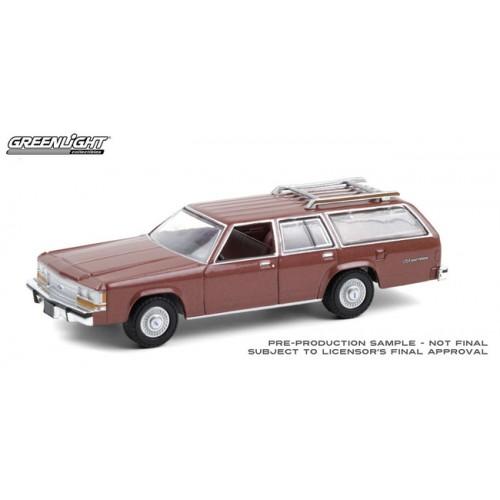 Greenlight Estate Wagons Series 6 - 1989 Ford LTD Crown Victoria Wagon