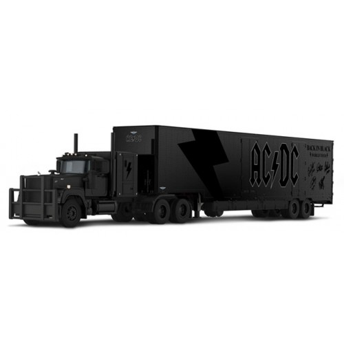DCP by First Gear Mack Super-Liner and Kentucky Moving Trailer AC/DC