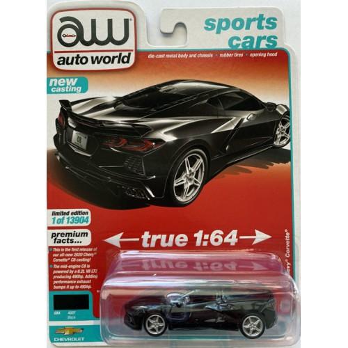 Auto World Premium 2021 Release 2A - 2020 Chevy Corvette