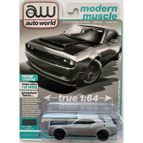 Auto World Premium 2021 Release 2A - 2018 Dodge Challenger SRT Demon