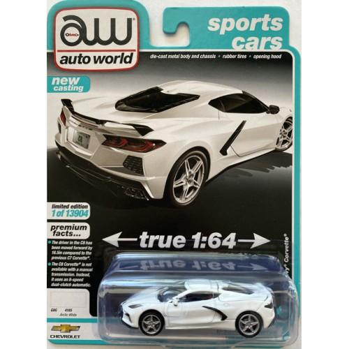 Auto World Premium 2021 Release 2B - 2020 Chevy Corvette