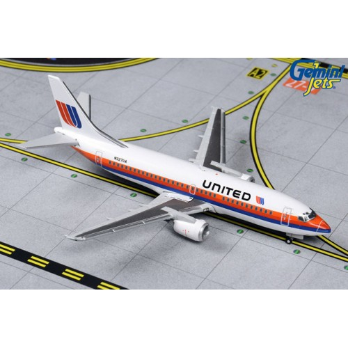 Gemini Jets Boeing 737-300 United Airlines