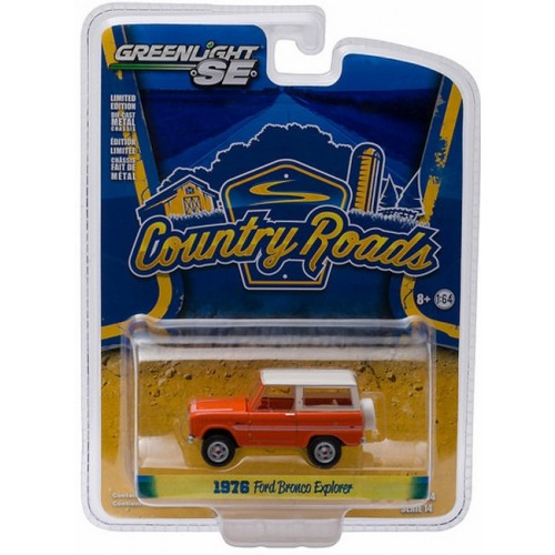 Country Roads Series 14 - 1976 Ford Bronco Explorer