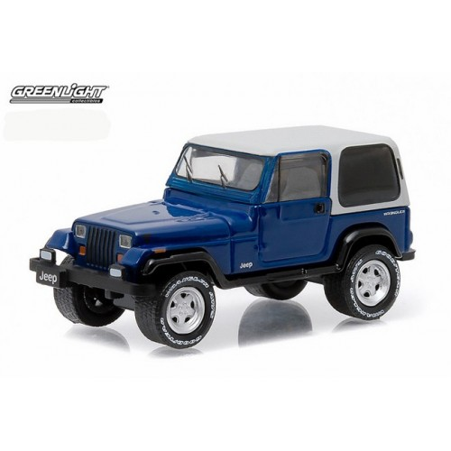 Country Roads Series 14 - 1990 Jeep Wrangler