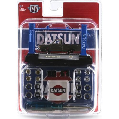 M2 Model-Kits Release 38 - 1976 Datsun Truck