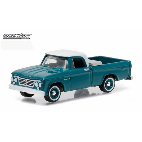 Country Roads Series 14 - 1963 Dodge D-100