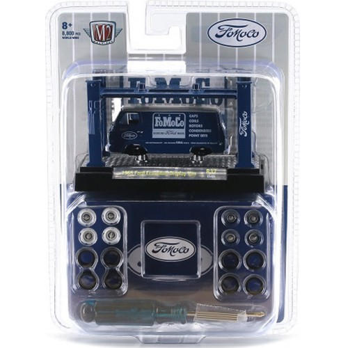 M2 Model-Kits Release 37 - 1965 Ford Econoline Display Van