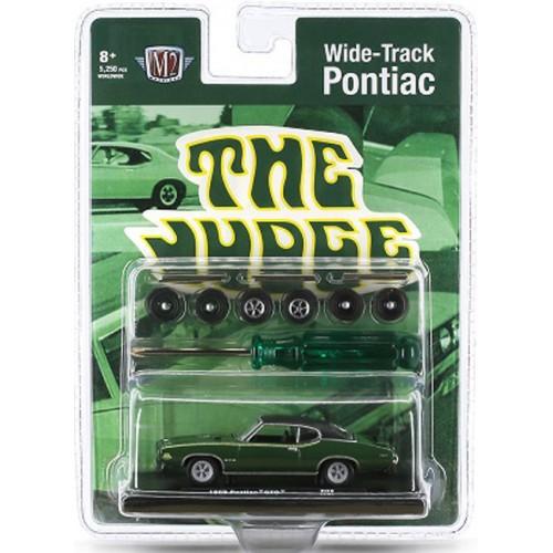 M2 Machines Auto-Wheels Release 8 - 1969 Pontiac GTO