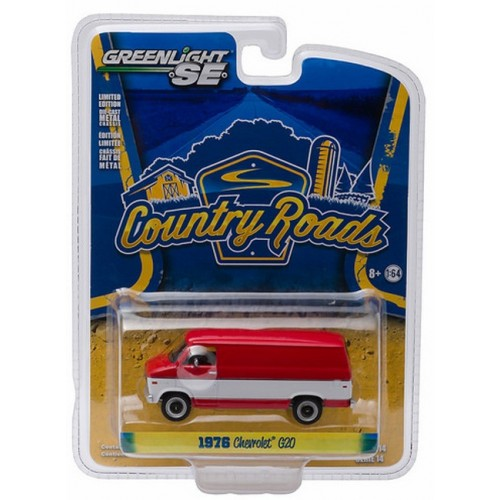 Country Roads Series 14 - 1976 Chevy G20 Van