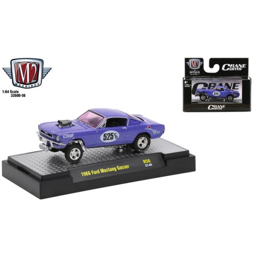 M2 Machines Detroit Muscle Release 56 - 1966 Ford Mustang Gasser