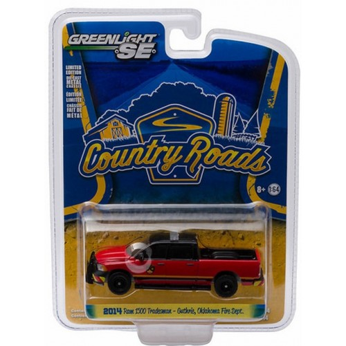 Country Roads Series 14 - 2014 RAM 1500 Tradesman