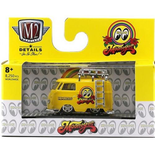 M2 Machines Detroit Muscle Release 55 - 1960 Volkswagen Delivery Van Shorty