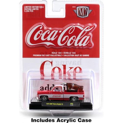 M2 Machines Coca-Cola Release A02 - 1975 GMC Sierra Grande 15