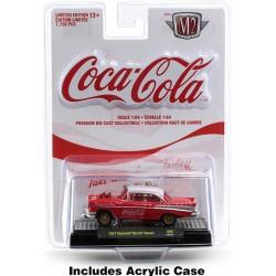 M2 Machines Coca-Cola Release A02 - 1957 Chevrolet Bel Air Gasser