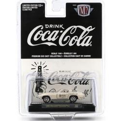 M2 Machines Coca-Cola Release A08 - 1966 Chevrolet Corvette 427