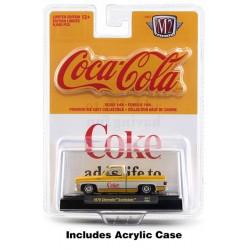 M2 Machines Coca-Cola Release A01 - 1979 Chevrolet Scottsdale