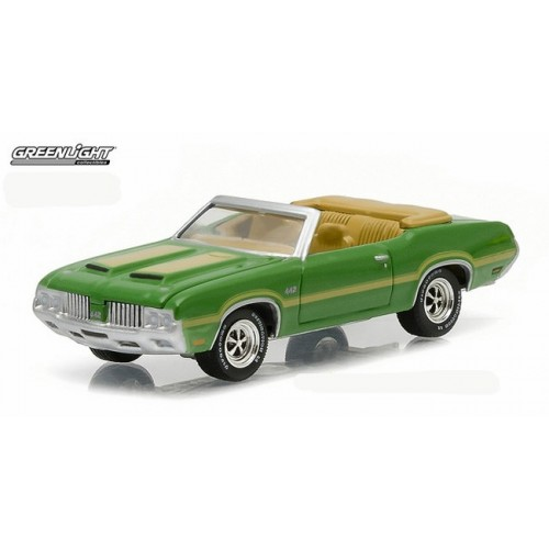 Barrett-Jackson Series 1 - 1970 Oldsmobile Cutlass 442