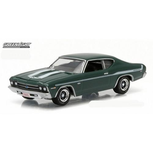 Barrett-Jackson Series 1 - 1969 Chevy Yenko COPO Chevelle