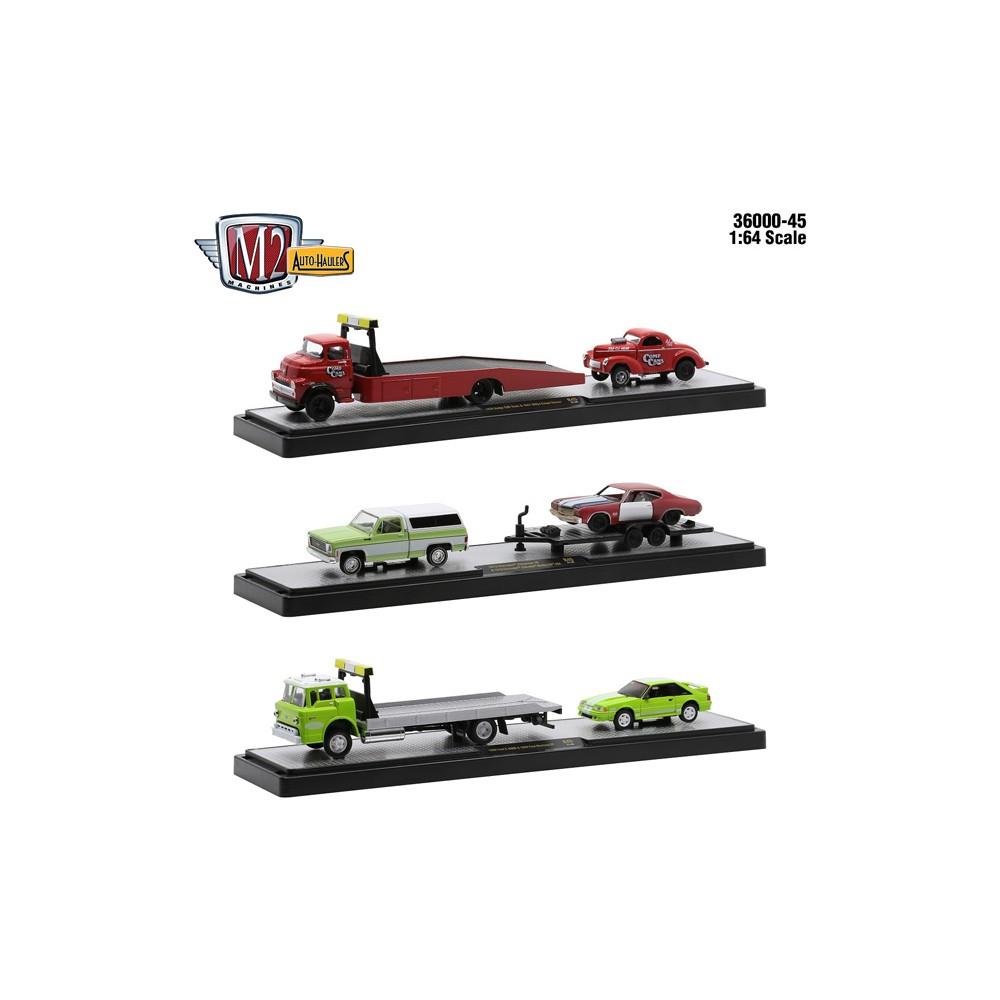 M2 Machines Auto-Haulers Release 45 - SET