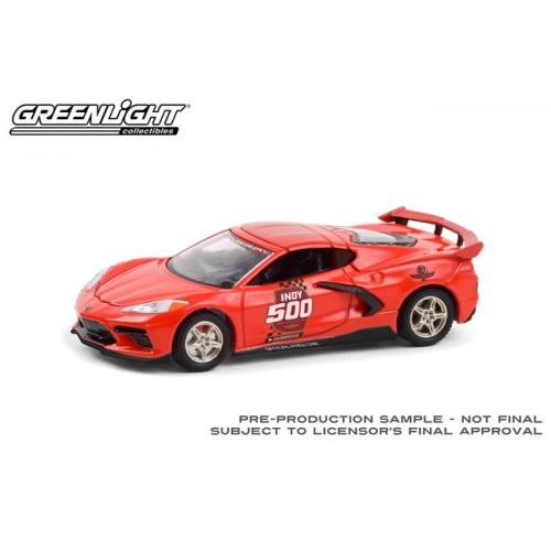 Greenlight Hobby Exclusive - 2020 Chevrolet Corvette Stingray Coupe