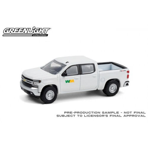 Greenlight Hobby Exclusive - Chevrolet Silverado Waste Management