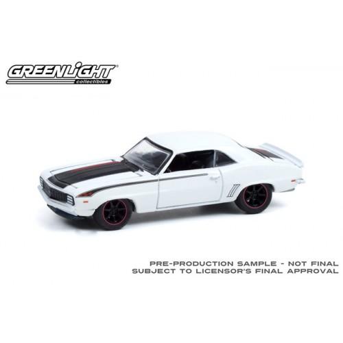 Greenlight Detroit Speed Series 2 - 1969 Chevrolet Camaro
