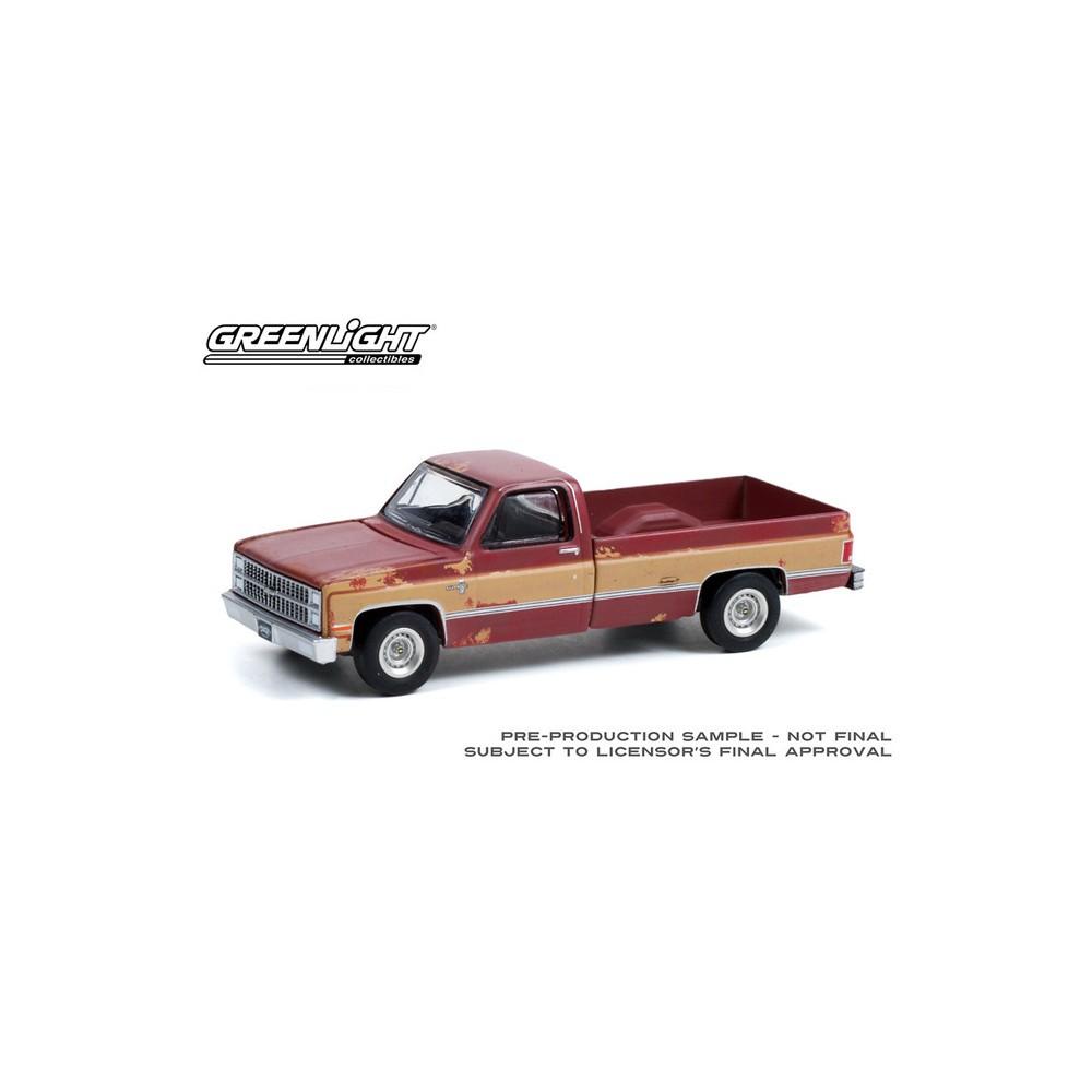 Greenlight Detroit Speed Series 2 - 1983 Chevrolet Silverado C-10