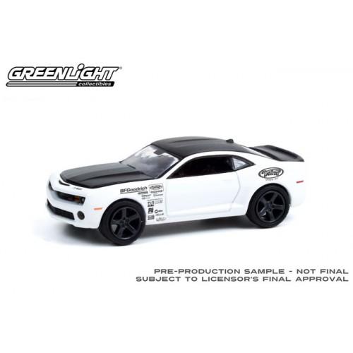 Greenlight Detroit Speed Series 2 - 2012 Chevrolet Camaro Test Car