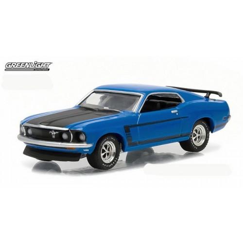 Barrett-Jackson Series 1 - 1969 Ford Mustang BOSS 302
