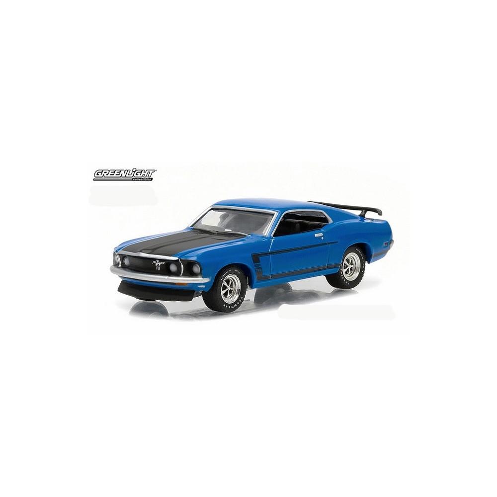 Greenlight Barrett Jackson Series 1 1969 Ford Mustang Boss 302