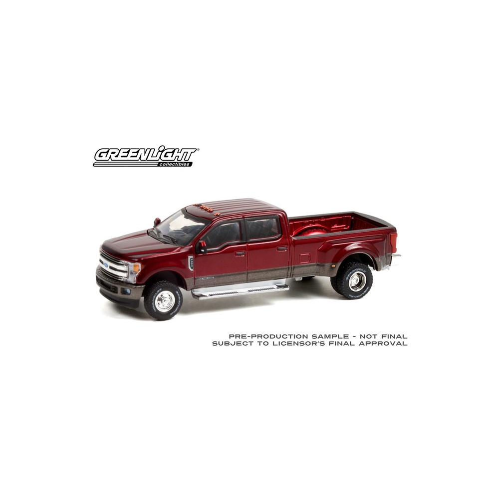 Greenlight Dually Drivers Series 7 - 2019 Ford F-350 Dually Pickup Truck