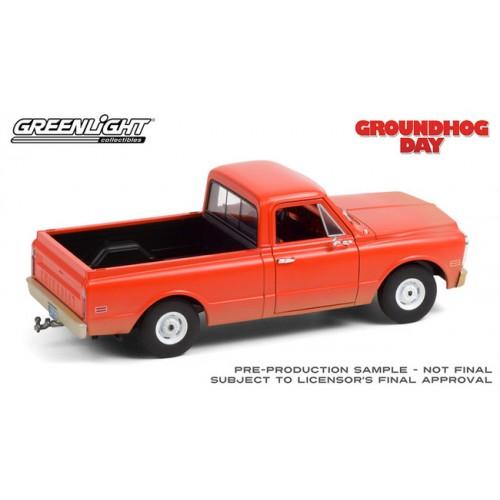 Greenlight 1:24 Groundhog Day - 1971 Chevrolet C-10 Truck