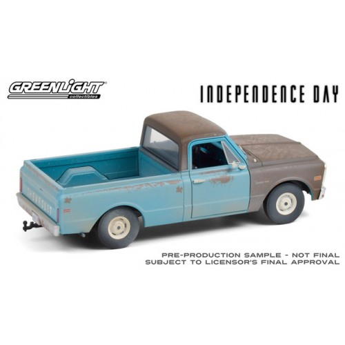 Greenlight 1:24 Independence Day - 1971 Chevrolet C-10 Truck