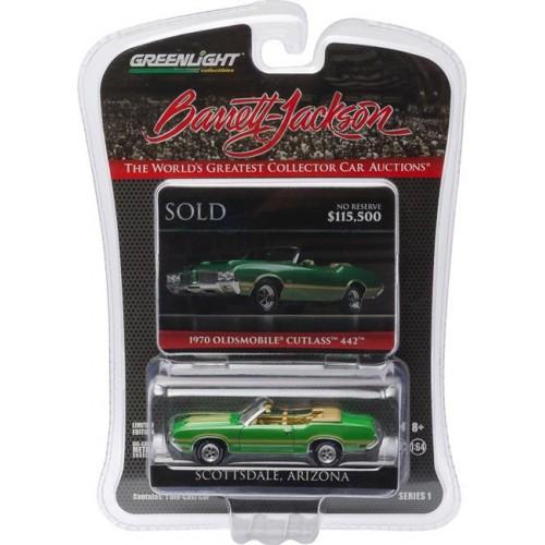 Barrett-Jackson Series 1 - 1970 Oldsmobile Cutlass 442